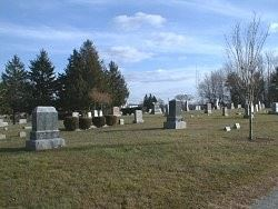 West Ridge Cemetery Tombstones